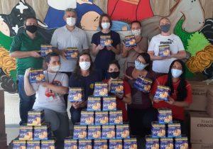 Rotary Club de Palmeira encerra Campanha do Panetone Solidário com sucesso