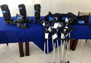 Através do Banco Ortopédico, Rotary Clube empresta equipamentos para palmeirenses