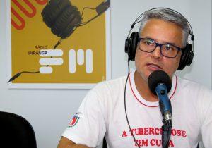 Primeiro a receber a vacina contra Covid em Palmeira participa de entrevista