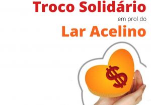 Troco Solidário em prol do Lar Acelino foi pauta no Bom Dia Palmeira desta segunda-feira (18)