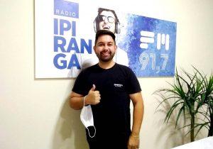 Baston volta às ruas distribuir kits para os moradores de Palmeira e Porto Amazonas