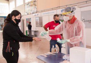 UEPG será a primeira universidade pública do Paranáa aplicar as provas de forma presencial