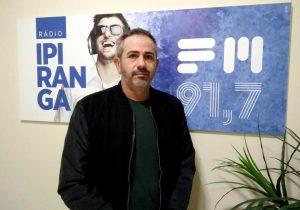 Entrevista: Vereador indicado pelo Prefeito para ser líder na Câmara esteve na Rádio Ipiranga