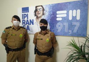 Entrevista do Noticiário P7 homenageia Polícia Militar de Palmeira