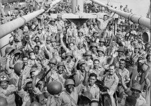 Dia da Vitória: Pesquisador da FEB presta homenagem aos Pracinhas de Palmeira