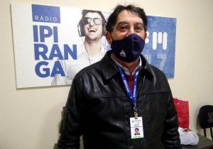 Valter Ramos participa de entrevista no Bom Dia Palmeira