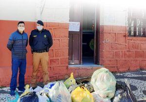 Polícia Militar destina mais donativos para a Asic