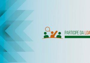 Munícipes são chamados para participar da Loa 2022