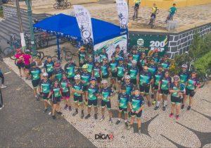 Dia Nacional do Ciclista: Grupo Bora Pedalar conta com300 ciclistas em Palmeira