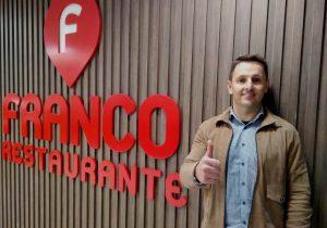 Novo Restaurante Franco oferece acessibilidade com elevador