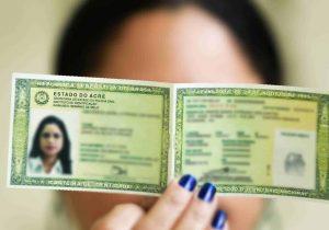 Segunda via da Carteira de Identidade pode ser feita pela internet