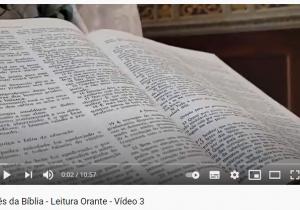 PASCOM lança vídeos sobre a Bíblia em canal no Youtube