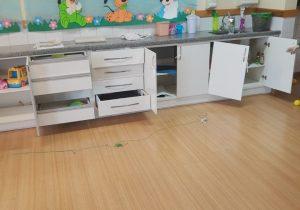 Secretaria de Educação providenciará reparos ao CMEI Alderico Viante que sofreu furto e vandalismo