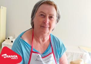 Dia do macarrão: Judite Barausse faz macarrão há mais de três décadas